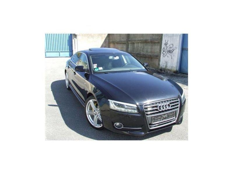 Audi a5 sportback usata veneto 5