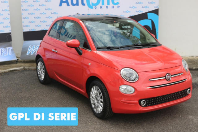 ea6d95de1d Fiat 500 1.2 Gas GPL 69 CV (2019) a Torre Annunziata... • Valutate ...