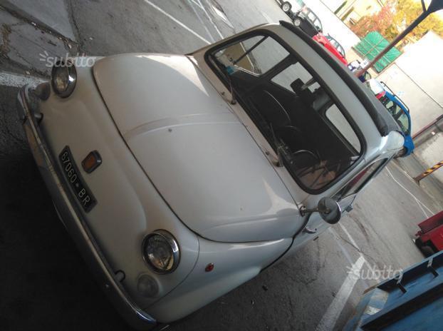 Venduto Fiat 500 Familiare D Epoca Auto Usate In Vendita