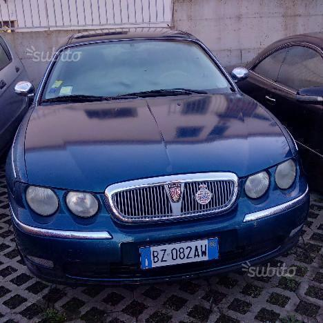 Sold Rover 75 1.8i 16V cat Connois. - used cars for sale ...