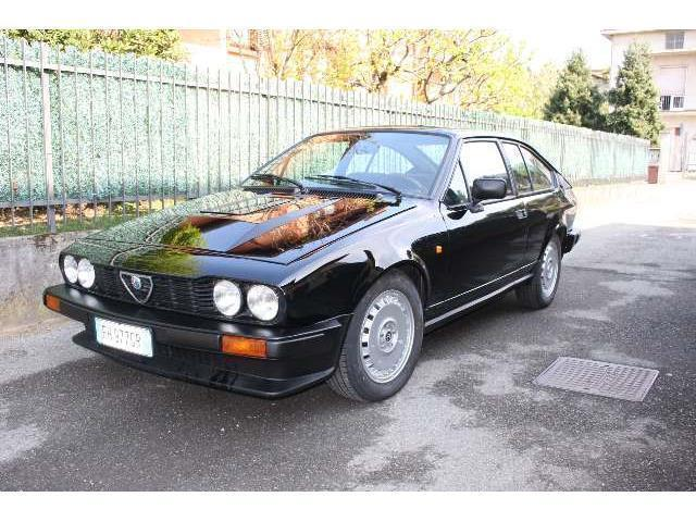 sold alfa romeo alfetta gt gtv 2 5 used cars for sale autouncle. Black Bedroom Furniture Sets. Home Design Ideas