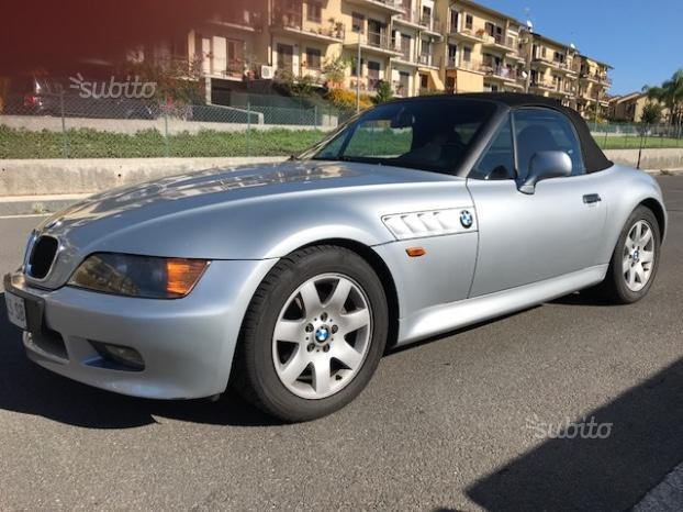 Sold Bmw Z3 1 9 16v Cat Roadster Used Cars For Sale Autouncle