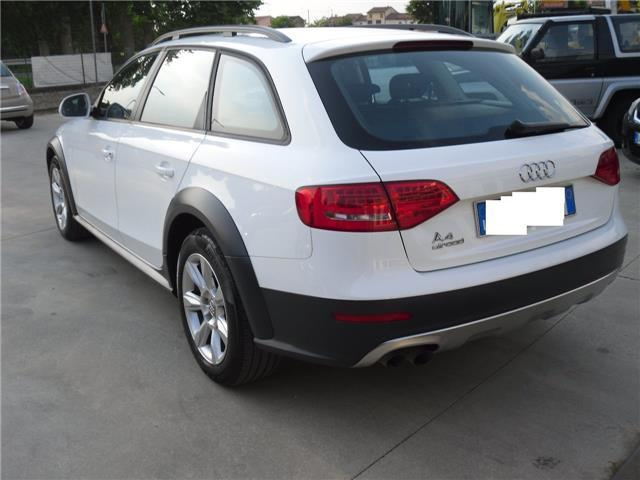 Sold Audi A4 Allroad 2 0 Tdi 143 C Used Cars For Sale