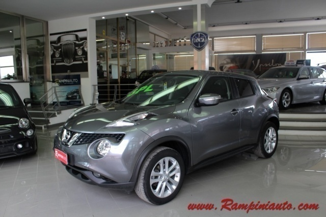 Sold Nissan Juke 1 6 Dig T 190 Xtr Used Cars For Sale