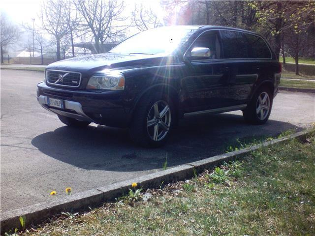 sold volvo xc90 r-design - used cars for sale - autouncle