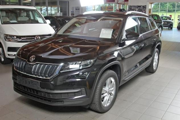 sold skoda kodiaq 2 0 tdi 4x4 style used cars for sale. Black Bedroom Furniture Sets. Home Design Ideas