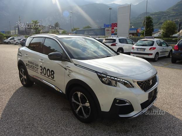 Sold peugeot 3008 2 serie used cars for sale for Auto usate trentino alto adige