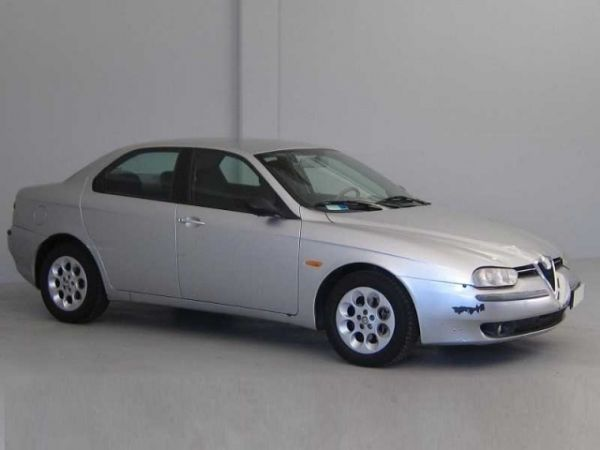 sold alfa romeo 156 2 4 jtd cat used cars for sale autouncle. Black Bedroom Furniture Sets. Home Design Ideas