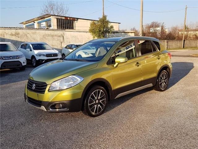 usato 1 6 ddis style aziendale suzuki sx4 s cross 2014 km in brescia. Black Bedroom Furniture Sets. Home Design Ideas