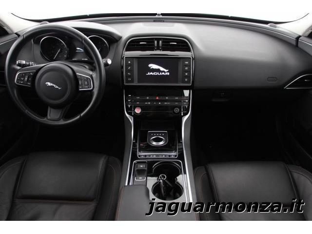 usato 2 0d 180cv awd prestige approved iva deducib jaguar xe 2016 km in monza. Black Bedroom Furniture Sets. Home Design Ideas