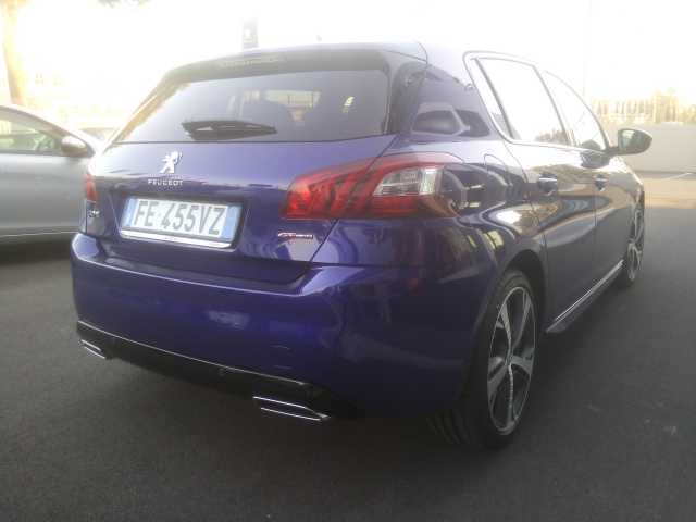 sold peugeot 308 bluehdi 120 s s g used cars for sale. Black Bedroom Furniture Sets. Home Design Ideas