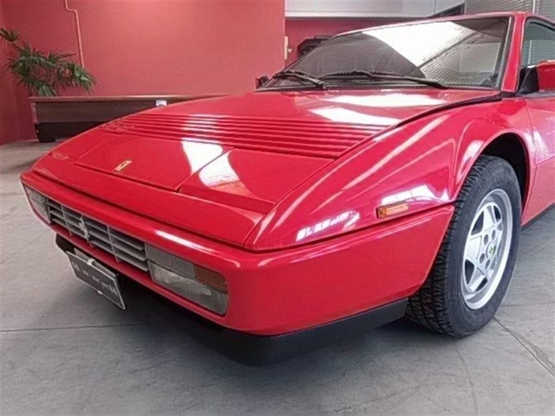 sold ferrari mondial coup 3 2 del used cars for sale autouncle. Black Bedroom Furniture Sets. Home Design Ideas