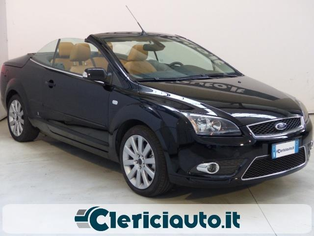 focus cabriolet compra ford focus cabriolet usate 50 auto in vendita. Black Bedroom Furniture Sets. Home Design Ideas