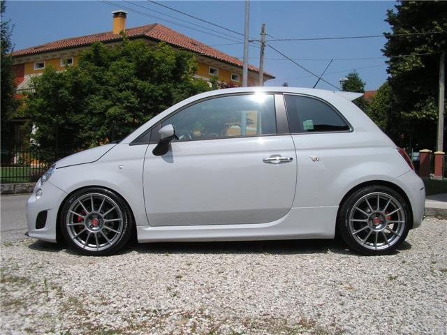 Sold Fiat 500 Abarth 1 4 16v Sport Used Cars For Sale