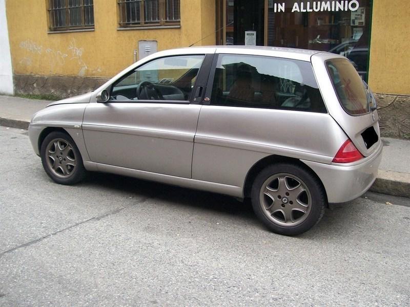 Sold Lancia Ypsilon ELEFANTINO ROS. - used cars for sale ...