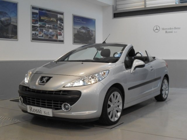 sold peugeot 207 cc feline 1 6 thp used cars for sale autouncle. Black Bedroom Furniture Sets. Home Design Ideas