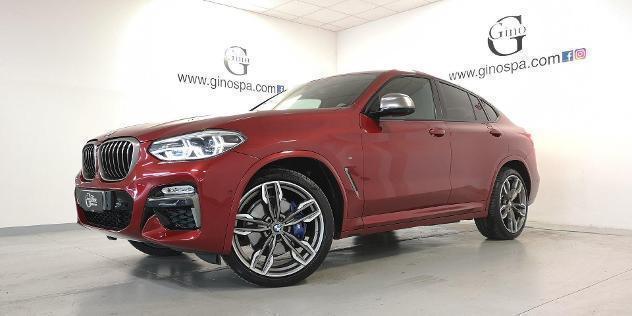 Venduto BMW X4 xDriveM40d - auto usate in vendita
