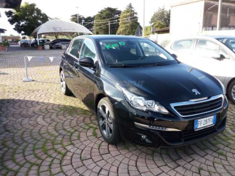 sold peugeot 308 bluehdi 120 eat6 used cars for sale autouncle. Black Bedroom Furniture Sets. Home Design Ideas