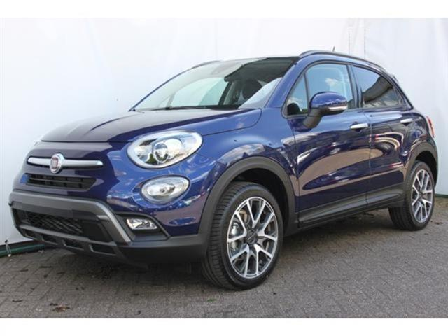 sold fiat 500x cross plus 2 0 mjt used cars for sale. Black Bedroom Furniture Sets. Home Design Ideas