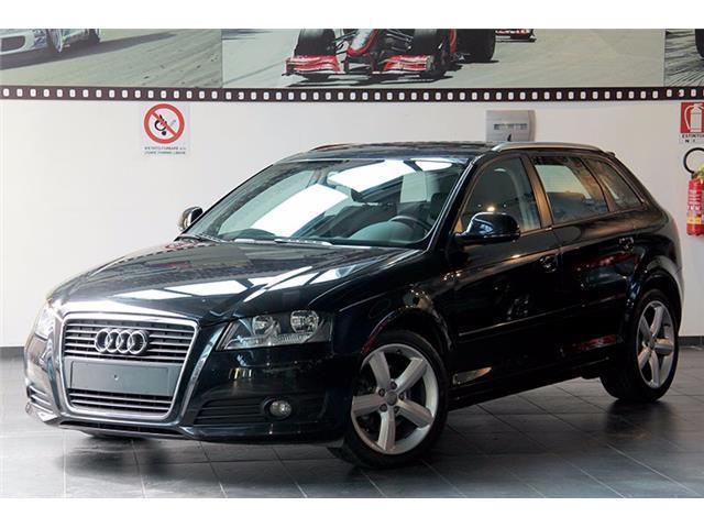 Audi a3 sportback s line prezzo usato 4