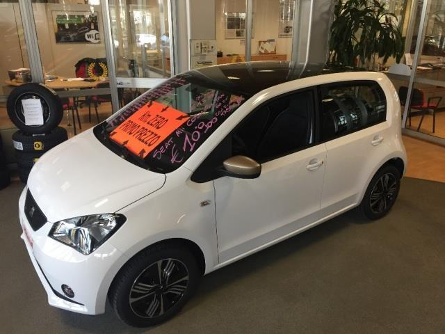 sold seat mii 1 0 5 porte by cosmo used cars for sale autouncle. Black Bedroom Furniture Sets. Home Design Ideas