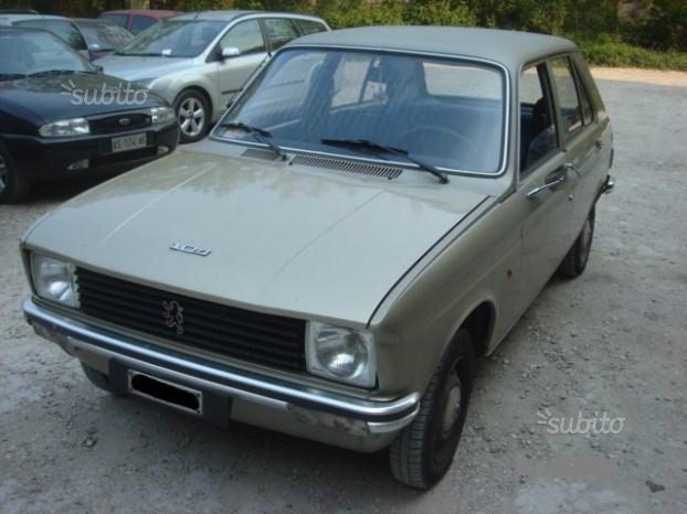104 compra peugeot 104 usate 7 auto in vendita autouncle - Porte finestre usate subito ...