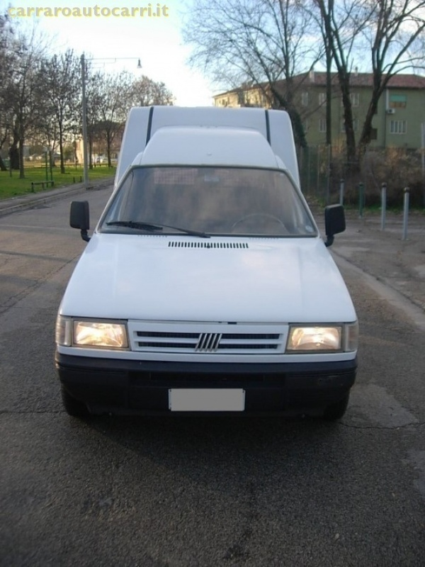 Sold Fiat Fiorino 1 7 Diesel Furgo