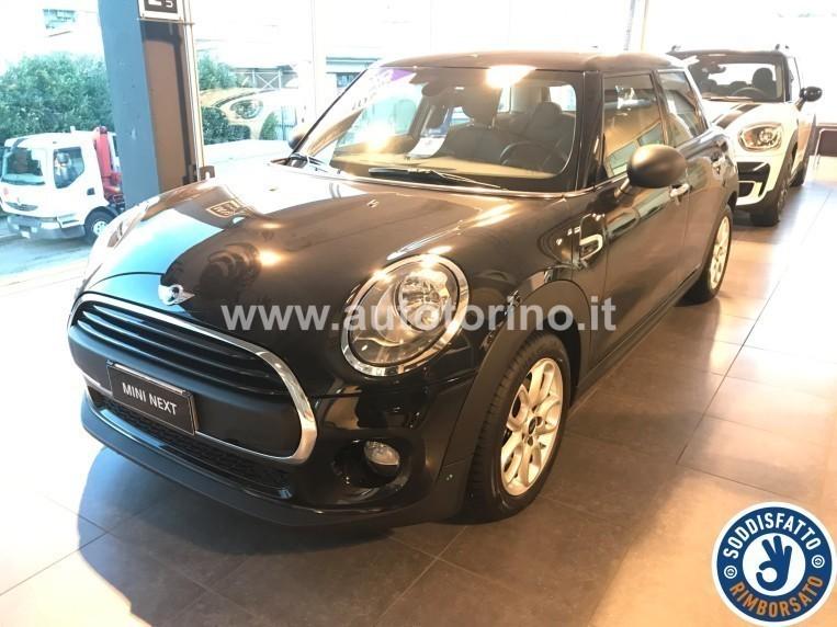 Venduto Mini One D One D 5p 15boost Auto Usate In Vendita