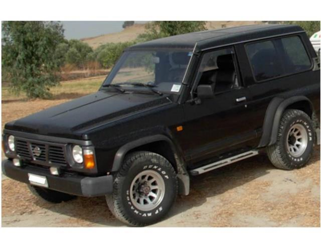 sold nissan patrol gr y60 autocarro used cars for sale. Black Bedroom Furniture Sets. Home Design Ideas