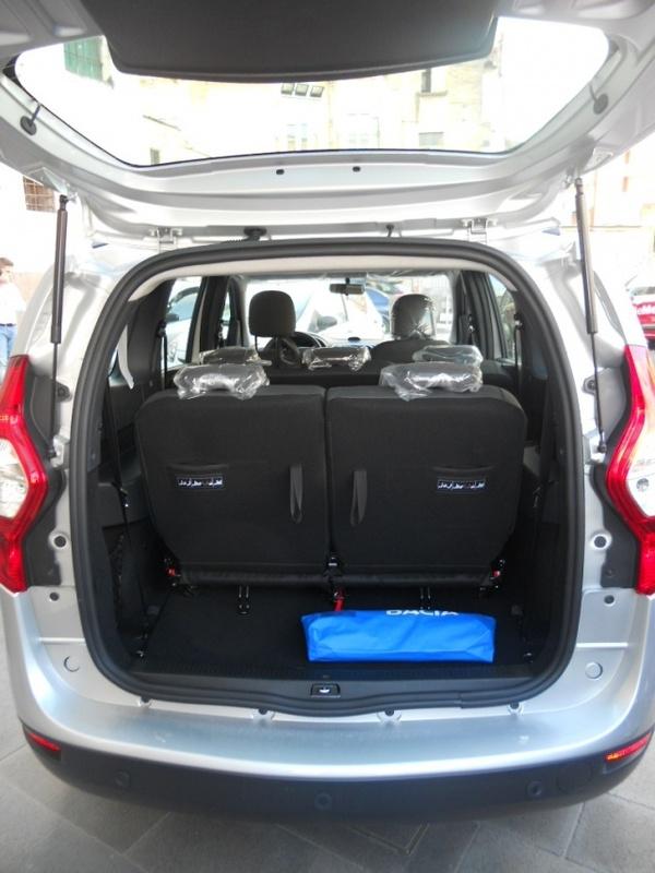 sold dacia lodgy 1 6 100 cv start used cars for sale. Black Bedroom Furniture Sets. Home Design Ideas