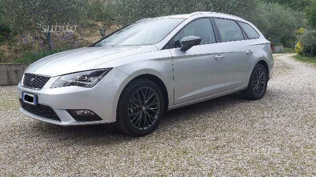usato 2016 seat leon st 1.4 cng_hybrid 19.500 € - perugia (pg