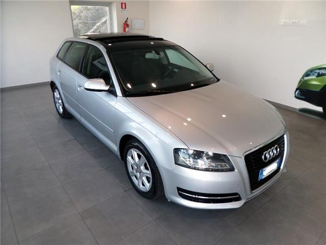 sold audi a3 sportback navi tetto used cars for sale autouncle. Black Bedroom Furniture Sets. Home Design Ideas