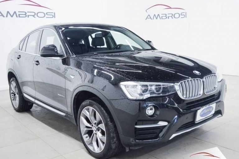 Risparmia 6% • BMW X4 2.0 Diesel 190 CV (2014) a Perugia ...