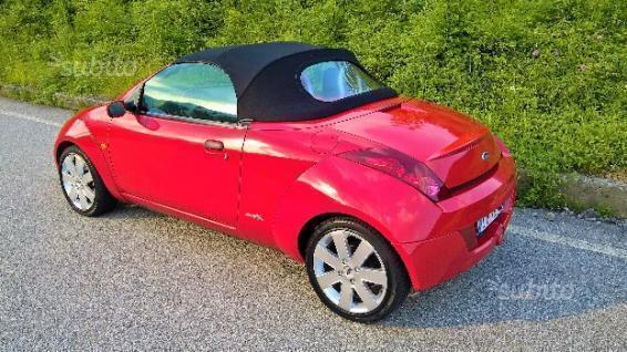 sold ford streetka ka cabrio impia used cars for sale. Black Bedroom Furniture Sets. Home Design Ideas