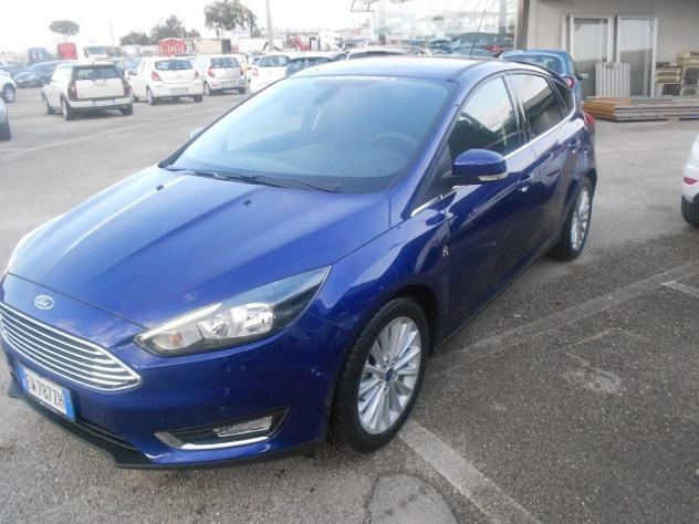 Sold Ford Focus NEW 1 5 TDCI 120C used cars for sale