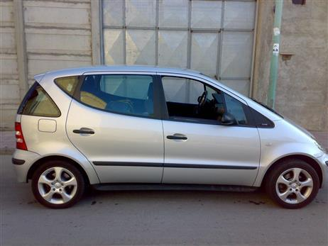 sold mercedes a170 classe a cdi used cars for sale. Black Bedroom Furniture Sets. Home Design Ideas