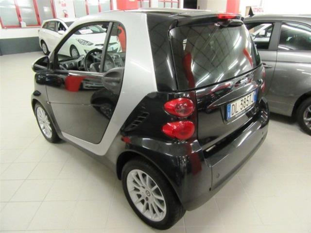 sold smart fortwo coup fortwo1000 used cars for sale. Black Bedroom Furniture Sets. Home Design Ideas
