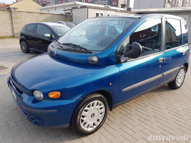 sold fiat multipla 1 9 jtd dynamic used cars for sale autouncle. Black Bedroom Furniture Sets. Home Design Ideas