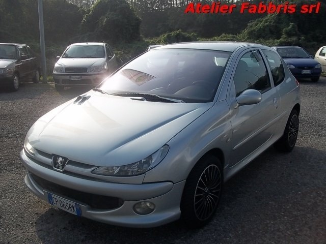 sold peugeot 206 1 6 hdi fap 3p used cars for sale autouncle. Black Bedroom Furniture Sets. Home Design Ideas