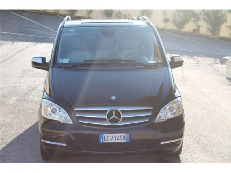 sold mercedes viano 3 0 cdi avantg used cars for sale. Black Bedroom Furniture Sets. Home Design Ideas