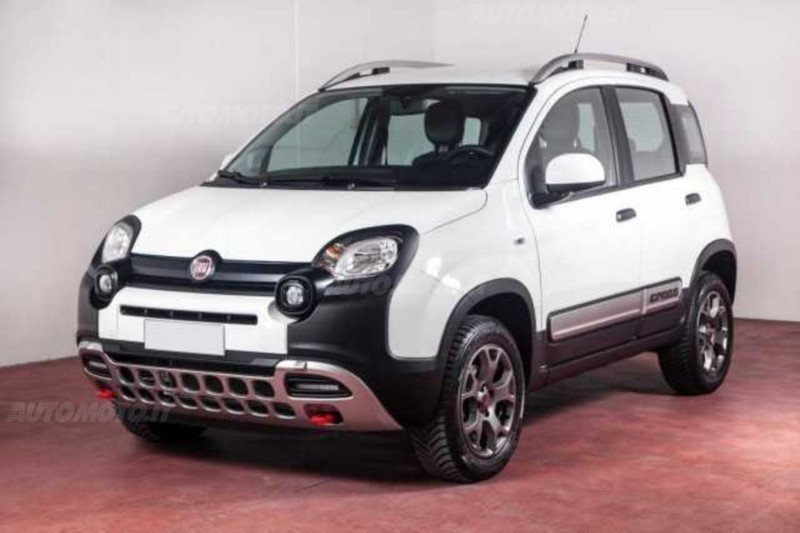 sold fiat panda cross panda pkw used cars for sale autouncle. Black Bedroom Furniture Sets. Home Design Ideas