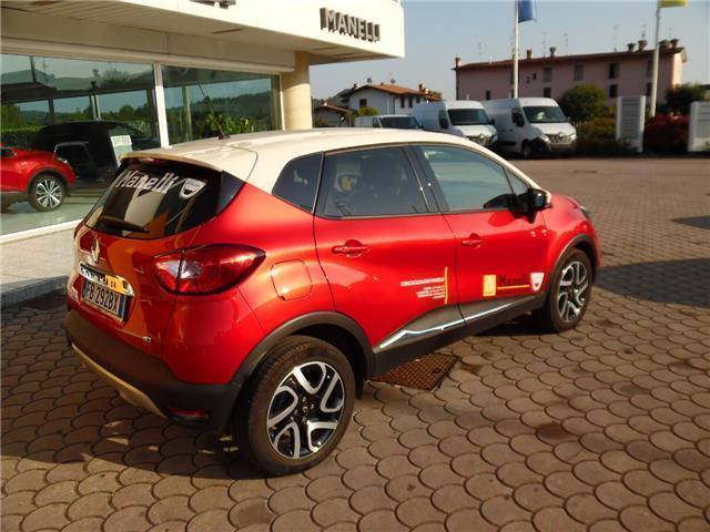Sold renault captur 1 5 excite 90c used cars for sale for Captur excite