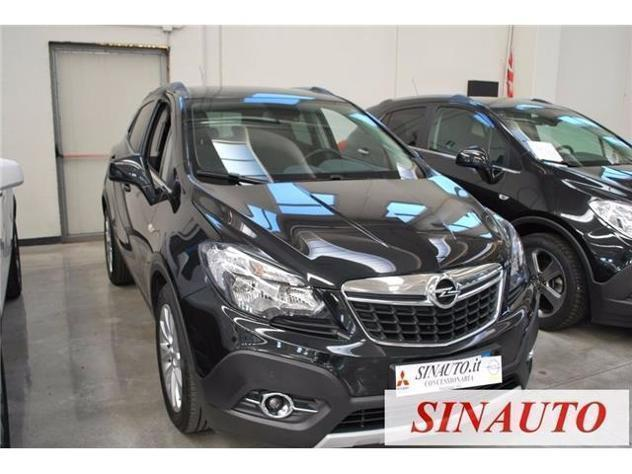 usato 1 4 turbo gpl tech 140cv 4x2 ego opel mokka 2015 km 0 in bari. Black Bedroom Furniture Sets. Home Design Ideas