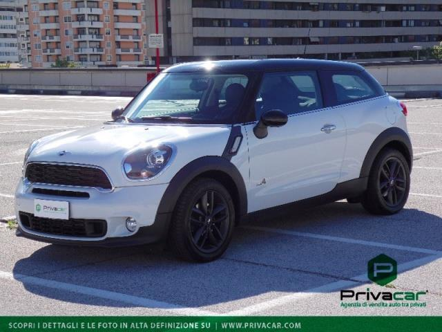 sold mini cooper paceman sd all4 used cars for sale autouncle. Black Bedroom Furniture Sets. Home Design Ideas