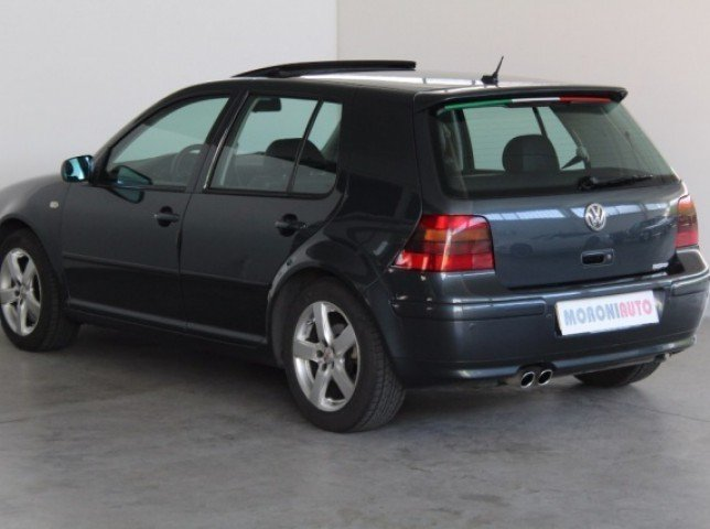 sold vw golf iv 2 8 v6 cat 5 porte used cars for sale autouncle. Black Bedroom Furniture Sets. Home Design Ideas