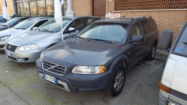 usata Volvo XC70 AWD, NAVI,PELLE, CAMBIO AUTOMATICO NUOVO !!!!!!!