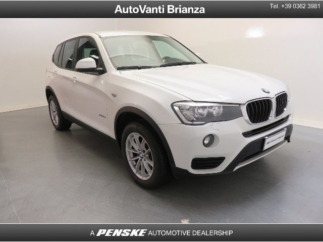 sold bmw x3 sdrive18d business aut used cars for sale autouncle. Black Bedroom Furniture Sets. Home Design Ideas