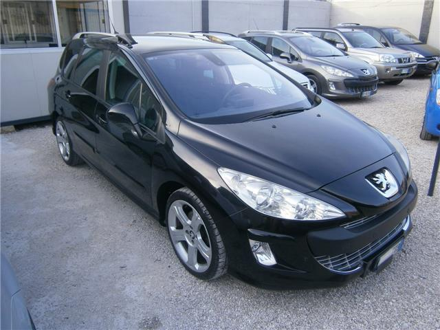 sold peugeot 308 2 0 hdi sw feline used cars for sale autouncle. Black Bedroom Furniture Sets. Home Design Ideas