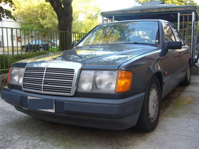 Sold mercedes e300 300 w124 1986 used cars for sale for Mercedes benz 1986 e300