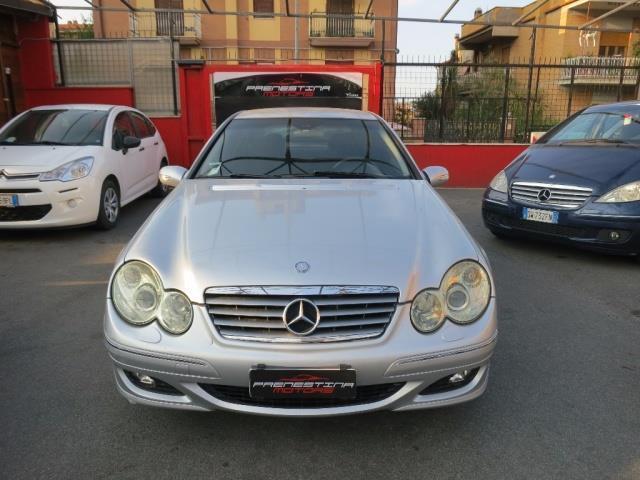 Usato cdi cat sportcoup mercedes c220 2004 km - Mercedes 220 cdi coupe sport fiche technique ...
